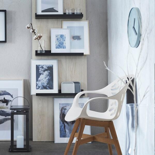 ANGRIM chair white patterned 110 kg 63 cm 60 cm 82 cm 46 cm 42 cm 46 cm