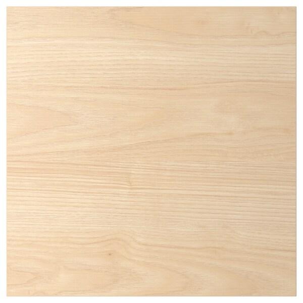 ASKERSUND Drawer front, light ash effect, 40x40 cm