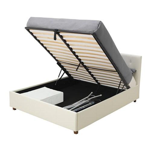 Ikea Storage Ottoman Bed