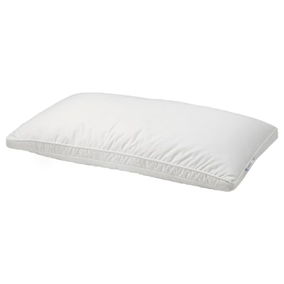 BERGVEN Pillow, low, 50x80 cm