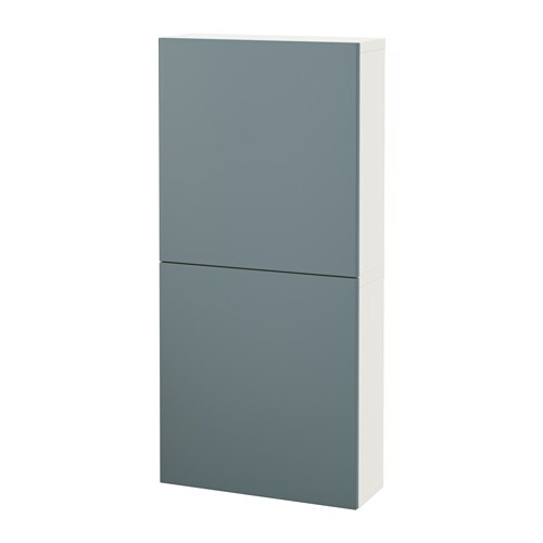 BEST? Wall cabinet with 2 doors IKEA You can choose to use either the