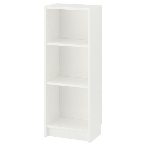 BILLY bookcase white 40 cm 28 cm 106 cm 14 kg