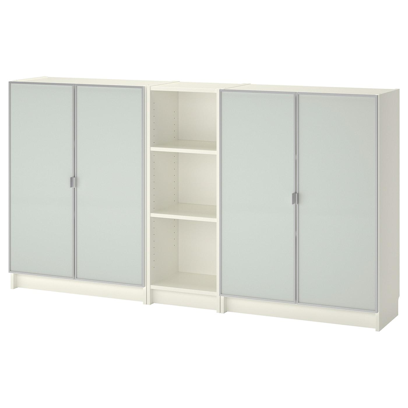 Bookcase Billy Morliden White