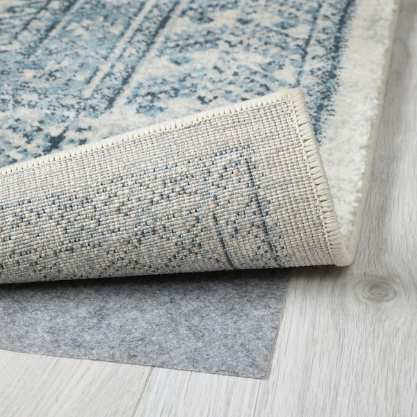 BORRIDSÖ Rug, low pile, multicolour, 80x120 cm