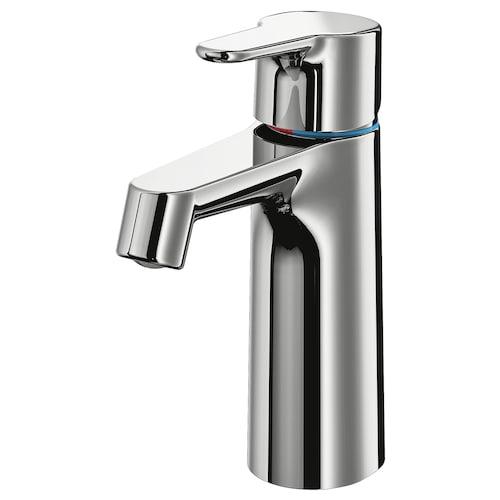 BROGRUND wash-basin mixer tap with strainer chrome-plated 17 cm
