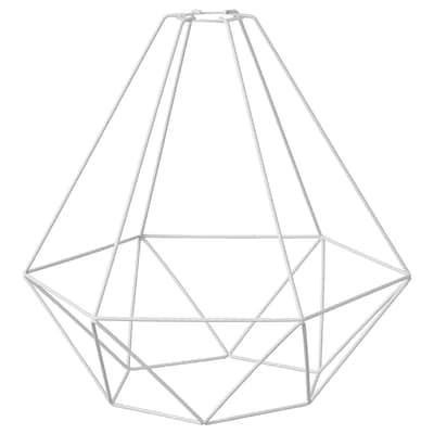 BRUNSTA غطاء مصباح معلق, أبيض, 35 سم