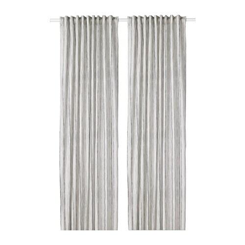 DAGRUN Curtains 1 Pair