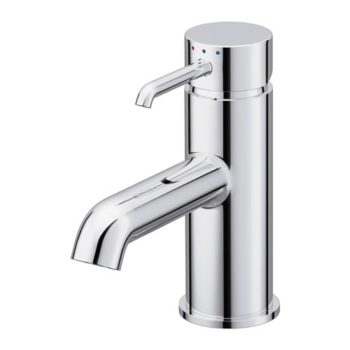 DANNSKÄR Wash-basin mixer tap with strainer IKEA 5 year guarantee.   Read about the terms in the guarantee brochure.