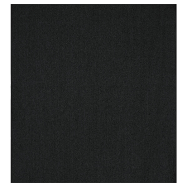 DITTE قماش, أسود, 140 سم
