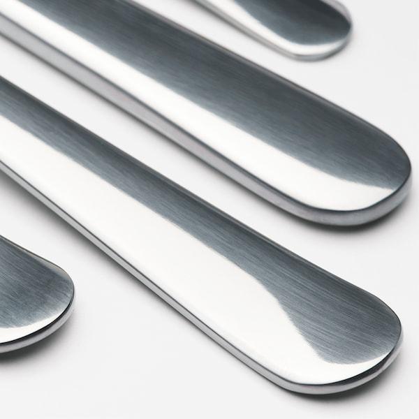 DRAGON طقم أدوات تناول الطعام 24 قطعة., ستينلس ستيل