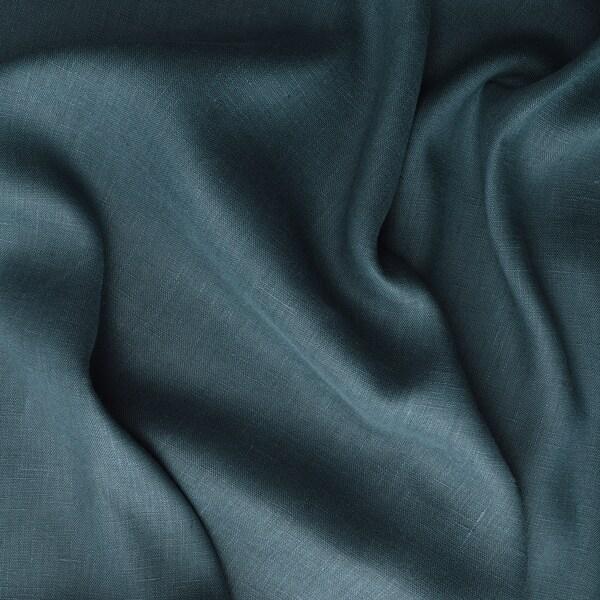 DYTÅG Curtains, 1 pair, blue, 145x300 cm
