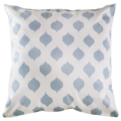 EKSPINNARE Cushion cover, blue, 65x65 cm