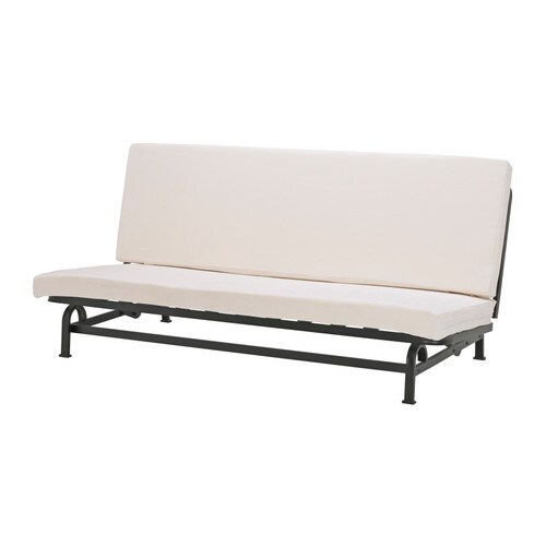 EXARBY Mattress IKEA 10 cm thick mattress which gives you firm sleeping comfort.