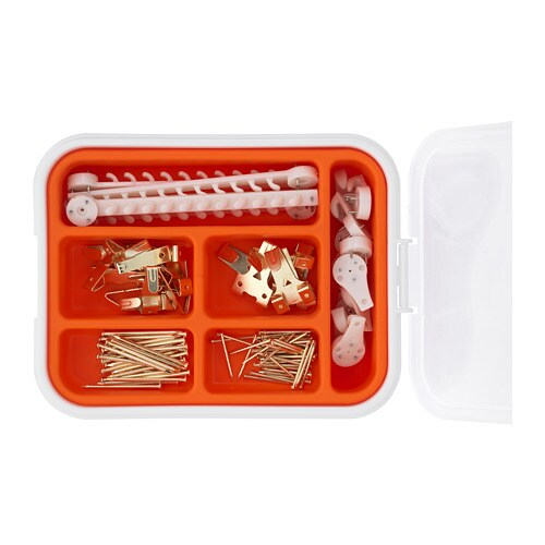 Ikea House Kit: FIXA 116-piece Picture Hook Set