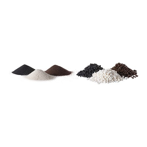 FLORERA Decoration, sand/stones IKEA Can be used as decoration in a bowl or a vase.