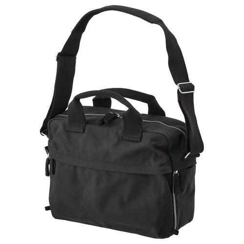 FÖRENKLA shoulder bag black 39 cm 11 cm 28 cm 12 l