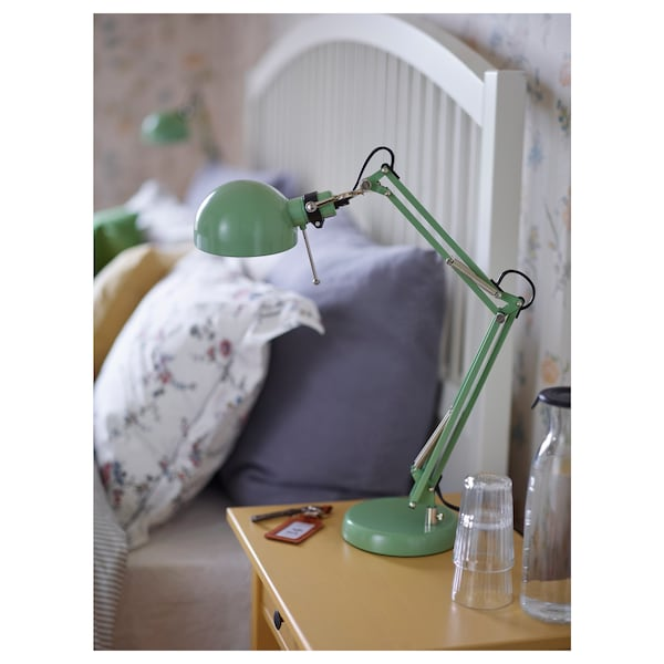 Work Lamp Forsa Green