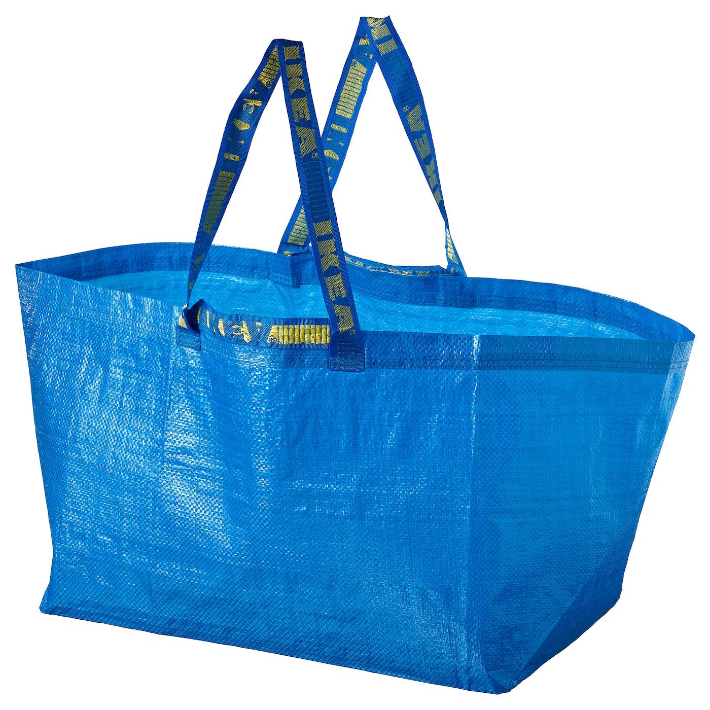 Frakta Carrier Bag Large Blue