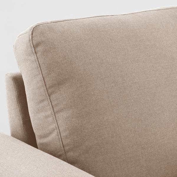 GAMMALBYN 2-seat sofa, beige