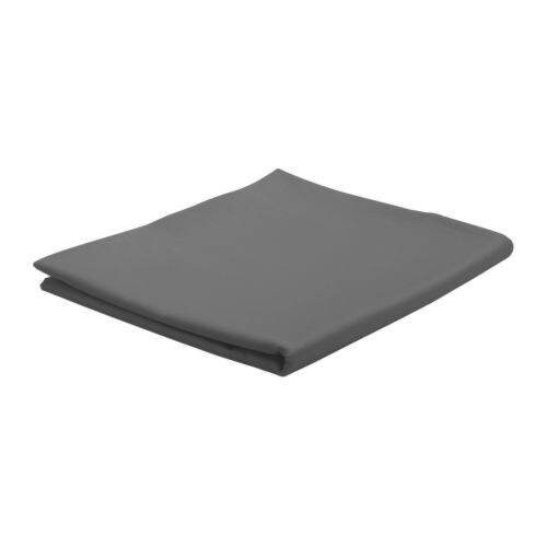 GÄSPA Sheet IKEA Satin-woven cotton; gives bedlinen extra lustre and softness.