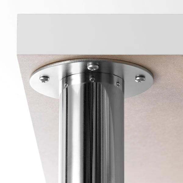 GERTON leg, adjustable chrome-plated 6 cm 67 cm 107 cm 12 kg