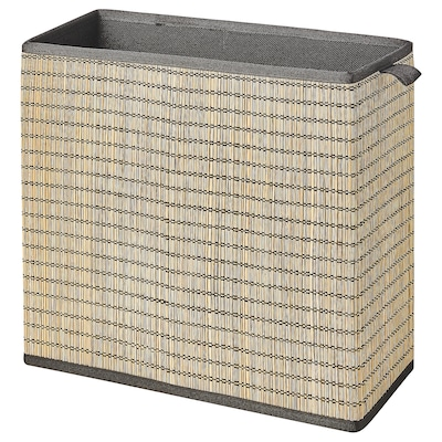 GNABBAS صندوق, قش بحري, 16x35x32 سم