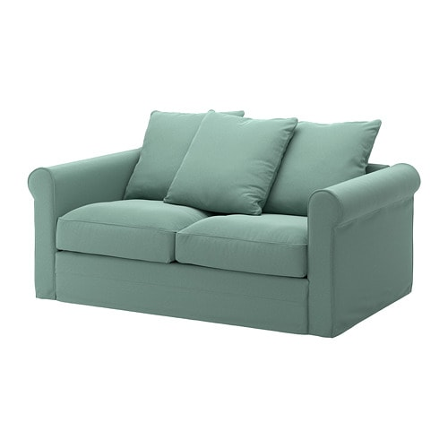 groenlid  seat sofa ljungen light green ikea