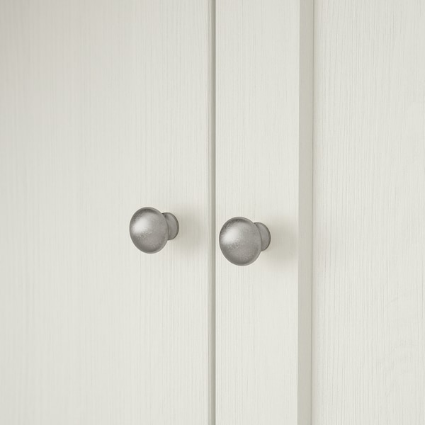 HAVSTA خزانة, أبيض, 81x35x123 سم