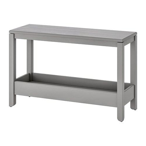 havsta console table grey ikea rh ikea com grey wood sofa table grey sofa table for sale