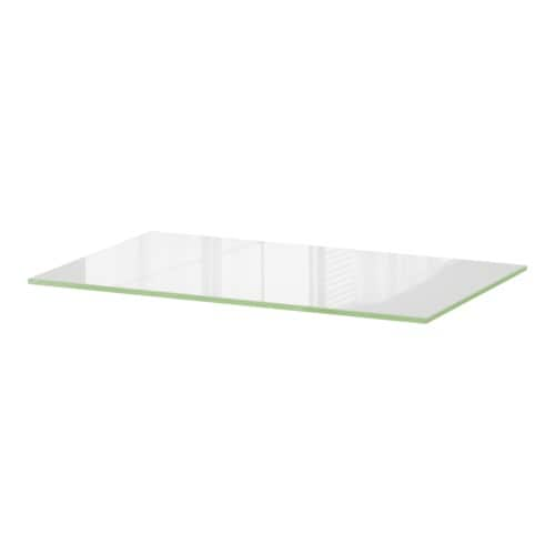 Ikea Wickelkommode Leksvik Gebraucht ~ HEMNES Glass shelf IKEA You can use the extra shelves to make room for