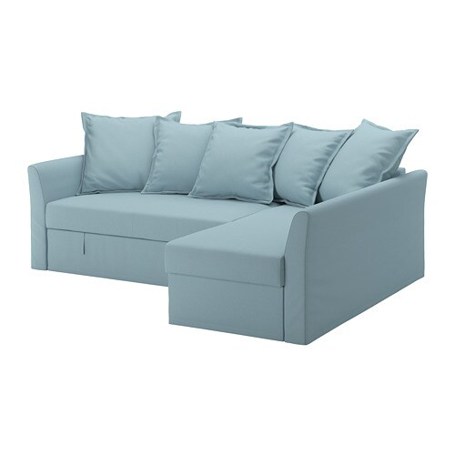 Ikea Sleeper Sofa: HOLMSUND Corner Sofa-bed