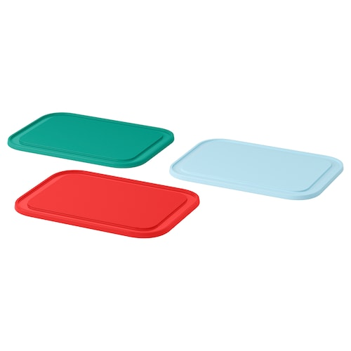 IKEA 365+ chopping board 22 cm 16 cm 7 mm 3 pack