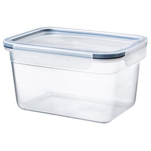 IKEA 365+ food container with lid rectangular/plastic 21 cm 15 cm 12 cm 2.0 l
