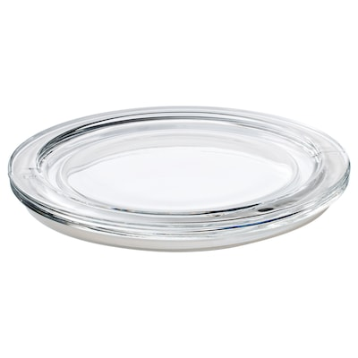 IKEA 365+ Lid, round/glass