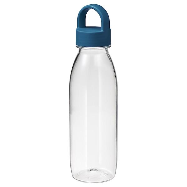 IKEA 365+ قارورة ماء, أزرق غامق, 0.5 ل