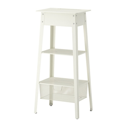 IKEA PS 2014 Standing laptop station, white