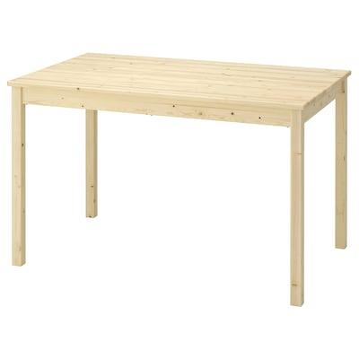 INGO طاولة, صنوبر, 120x75 سم
