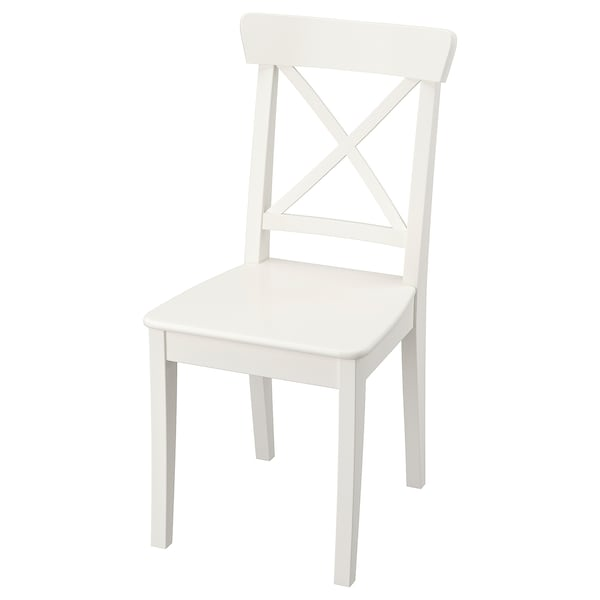 INGOLF كرسي, أبيض