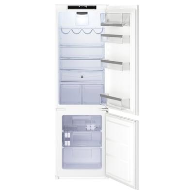 ISANDE Integrated fridge/freezer 3 Star, No Frost white, 192/61 l