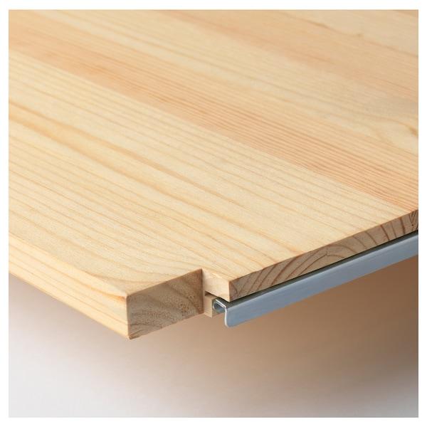 IVAR shelf pine 42 cm 50 cm 1.8 cm 30 kg