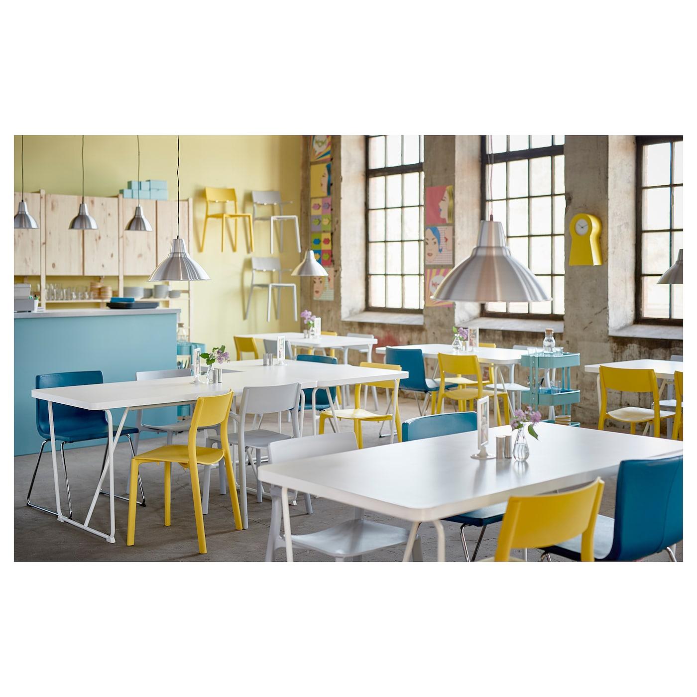 JANINGE Chair - yellow