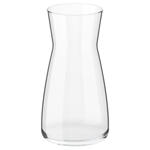 KARAFF carafe clear glass 20 cm 10.5 cm 1.0 l