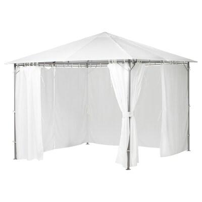 KARLSÖ مظلة, أبيض, 300x300 سم