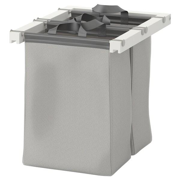 KOMPLEMENT pull-out storage bag white 50 cm 58 cm 48 cm