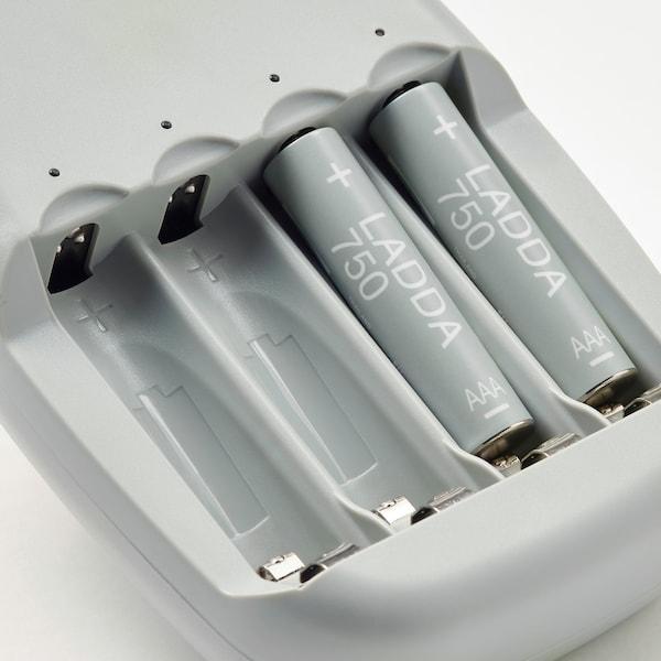 LADDA بطّارية قابلة للشحن, HR03 AAA 1.2V, 750 مل أمبير