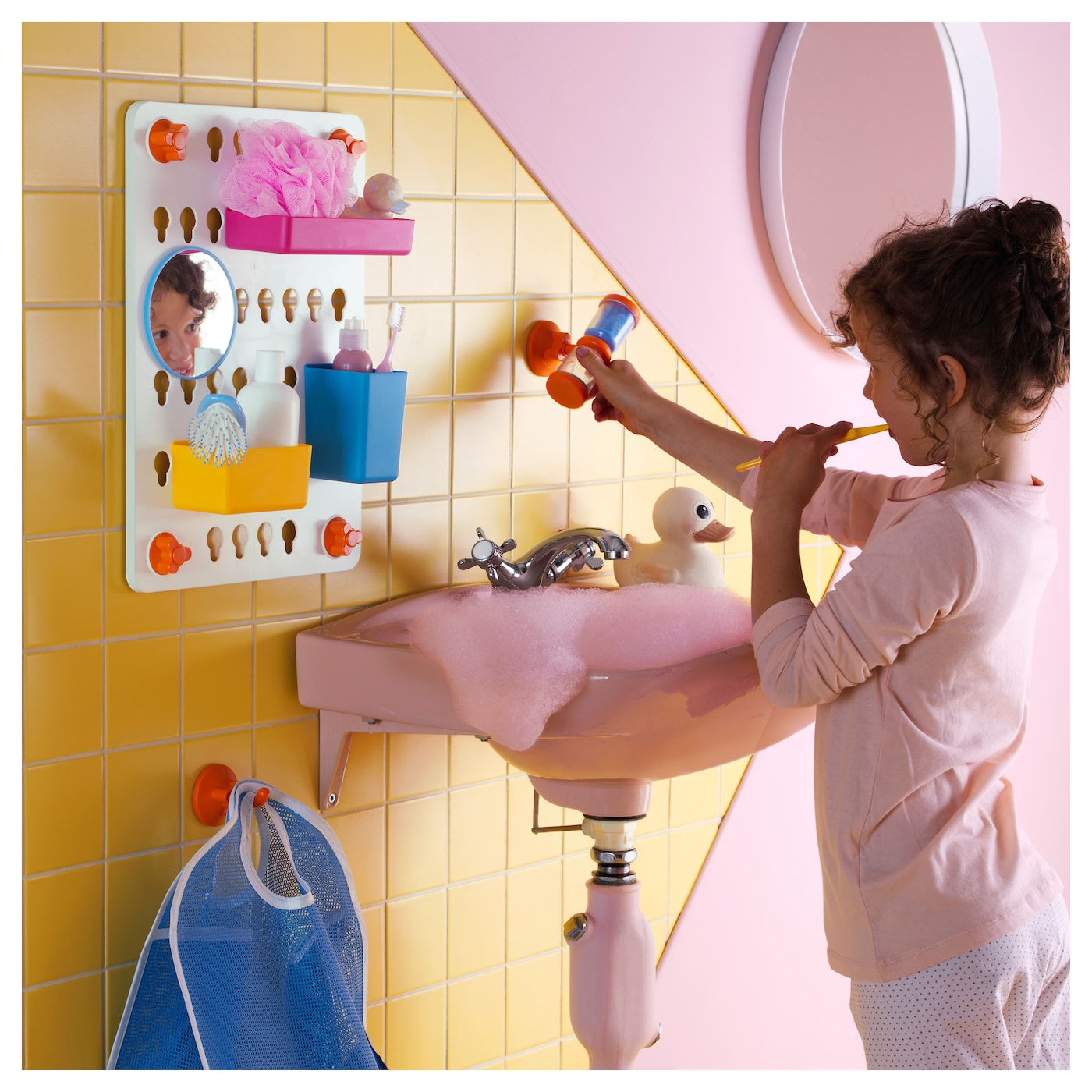 Storage Board Set With Suction Cups