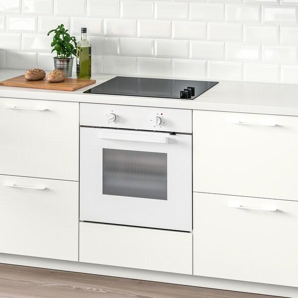 LAGAN Oven, white
