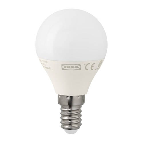ledare led bulb e14 200 lumen ikea. Black Bedroom Furniture Sets. Home Design Ideas