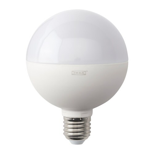 ledare led bulb e27 1800 lumen ikea. Black Bedroom Furniture Sets. Home Design Ideas