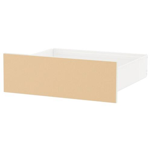LEKNES drawer white/white 60 cm 57 cm 20 cm